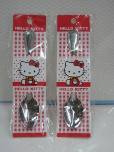 Sendok Kecil China Hello Kitty